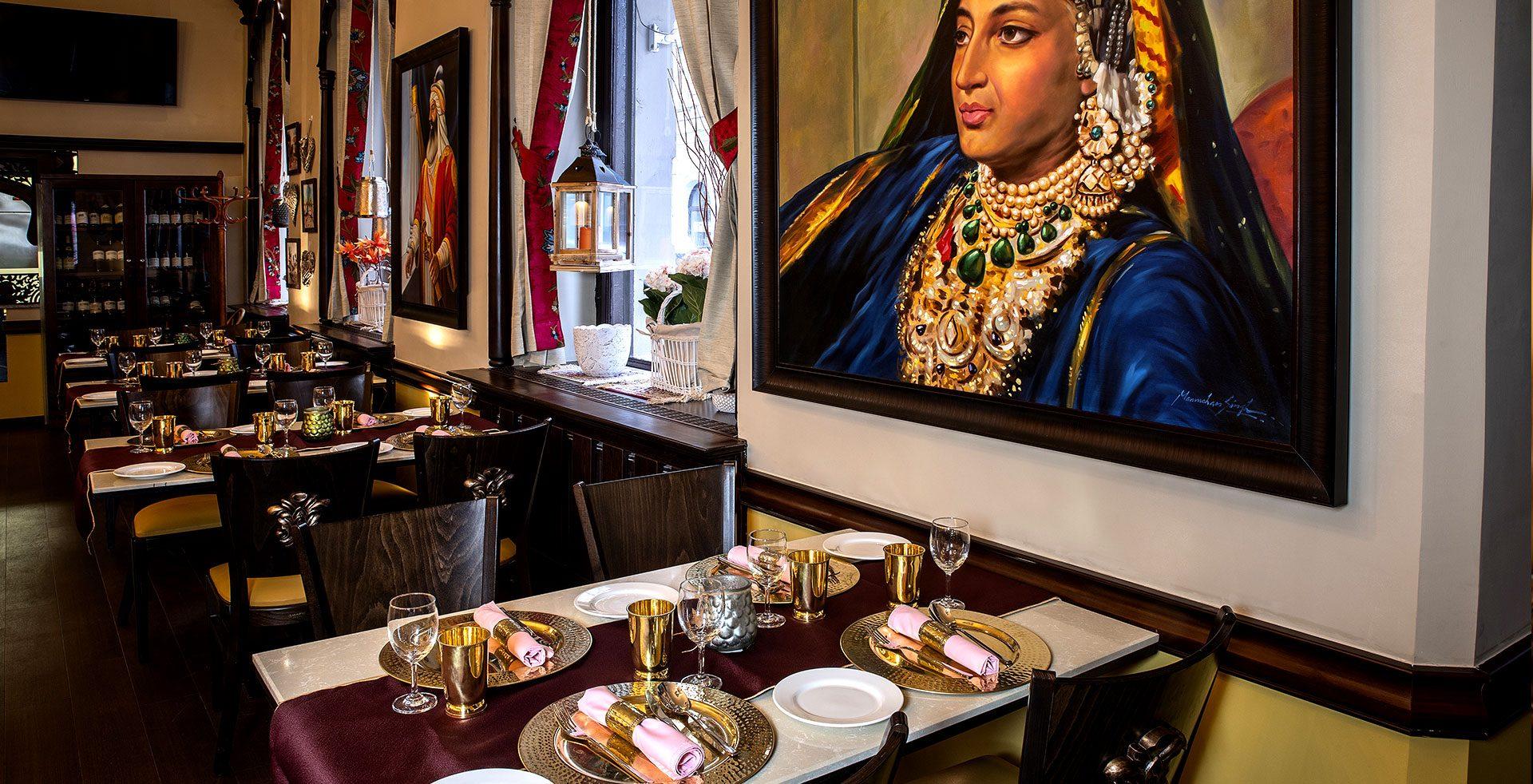 Indian Food Restaurant Prague