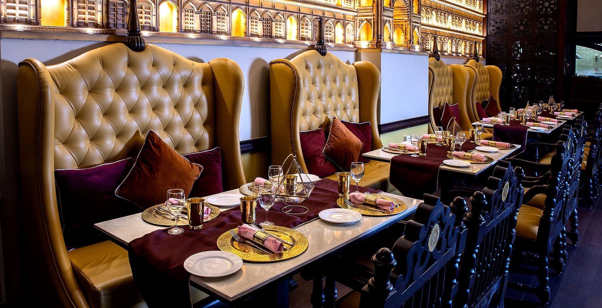 Best Indian Food Restaurant in Prague